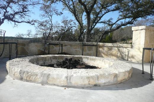 10 Amazing Backyard Fire Pits for Every Budget | HGTV's ... |Dude Ranch Fire Pit